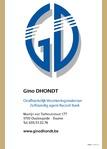 Zakenkantoor Dhondt Gino