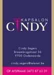 Kapsalon Cindy Segers