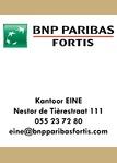 Bank BNP Paribas Fortis Eine