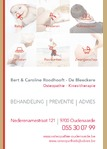 praktijk voor osteopathie en kinesitherapie