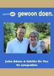 John Adam & Sybille de Vos