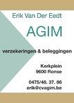 AGIM verzekeringen