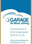 Garage Johnny De Meue