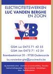 Elektriciteitswerken Luc Vandenberghe