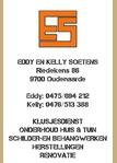 Klusjesdienst Eddy Soetens