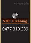VDC Cleaning